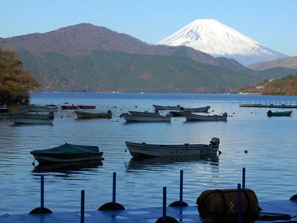 芦ノ湖畔2